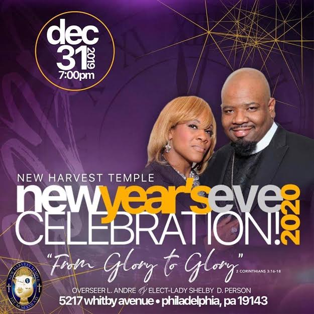 Bring in the NEW YEAR with NHT